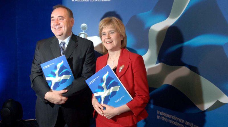 Nicola Sturgeon, écosse, scexit