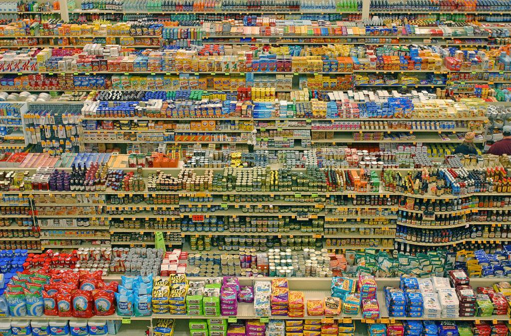 Gaspillage alimentaire, nourriture