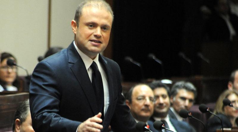 Joseph Muscat, Malte, Présidence