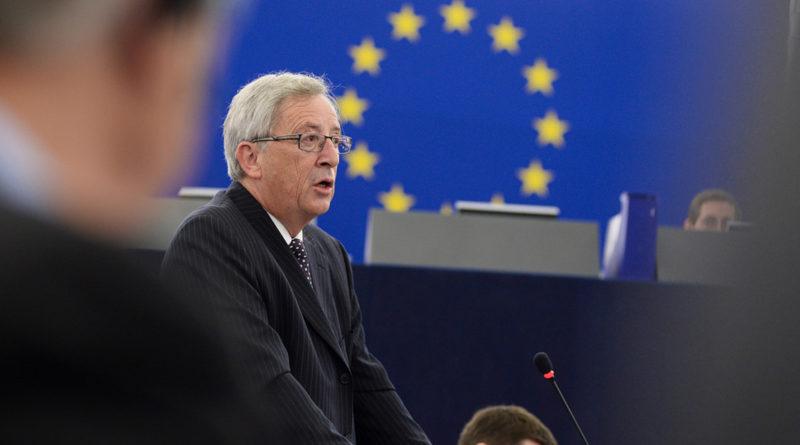 Jean-Claude Juncker, Commission européenne, maison de l'Europe, maîtriser, conférence