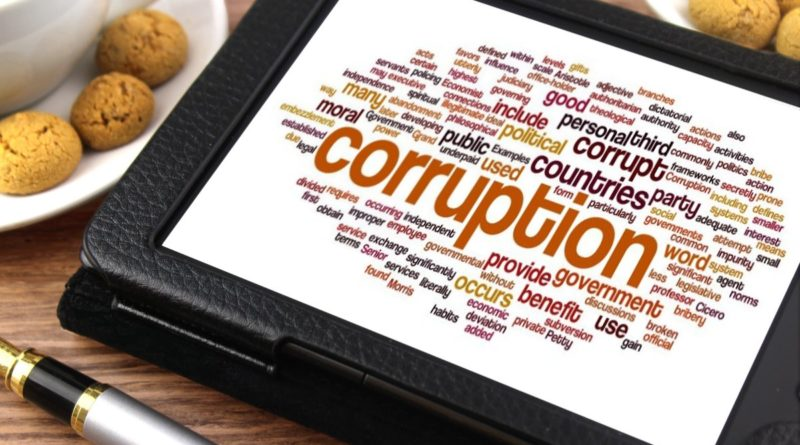 Corruption, Paris 3, sorbonne nouvelle, Europe, Corentin Gorin