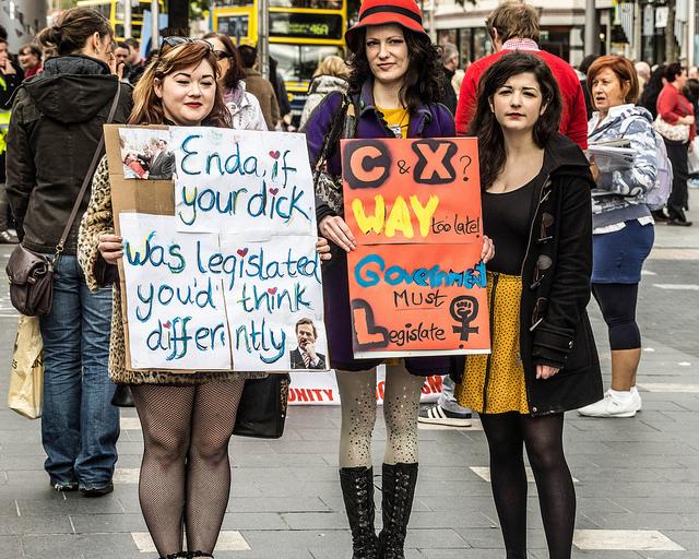 abortion, avortement, irlande, ivg, pro choice, pro life