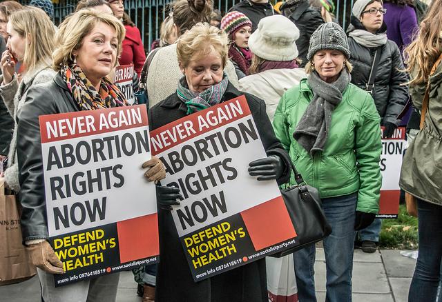 Irlande, avortement, abortion, pro choice, pro life