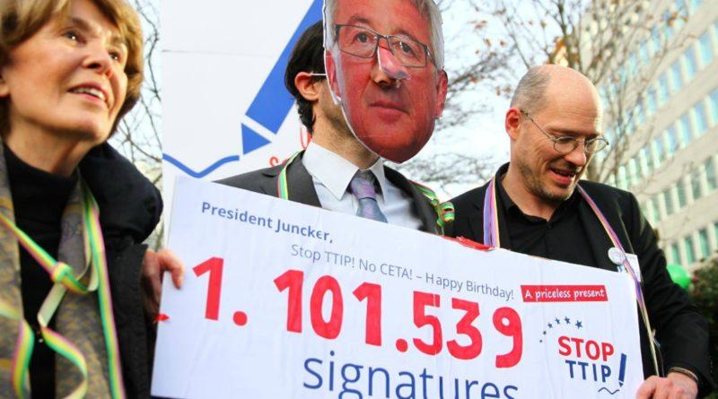 josselin petit, ICE, initiative citoyenne européenne, glyphosate