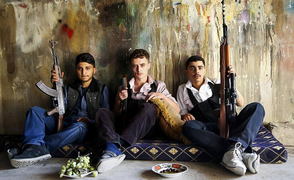 syrie, bachar al assad, Elena Blum