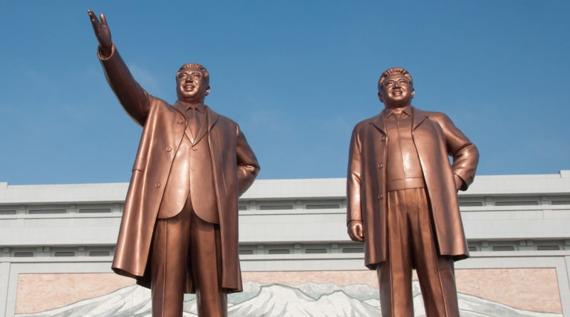 Corée du nord, Kim Jong un, Corentin Gorin