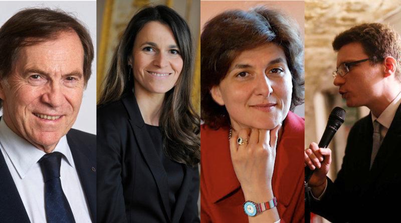 alexis piat, Aurélie Filippetti, Sylvie Goulard, Jean-Claude Mignon, Présidentielle