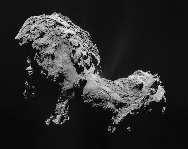 comète, tchouri, espace, european space agency, agence spatiale européenne, elena Blum