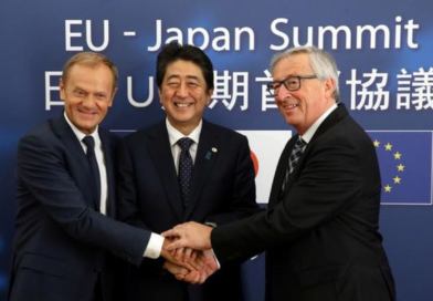 JEFTA : face à Trump, Japon et UE contre-attaquent