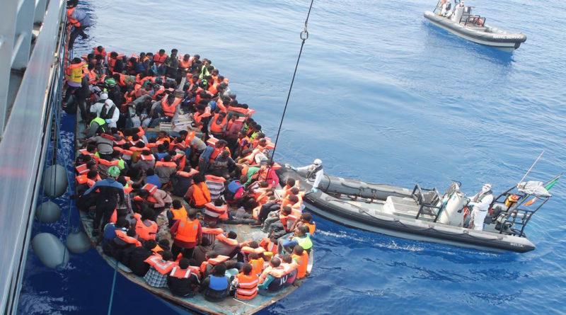 Crise migratoire: bientôt une frontière européenne sur le sol africain?