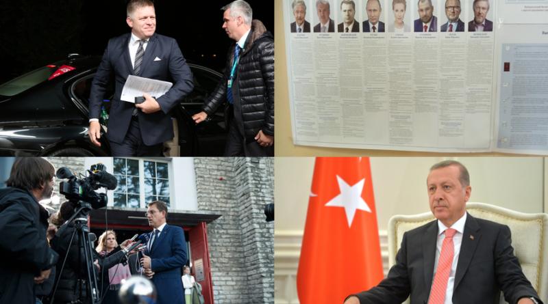 Que s'est-il passé en Europe cette semaine? (12.03 – 18.03)