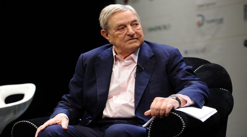 Corentin Gorin, George Soros