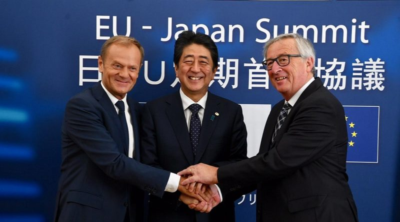 Accord UE-Japon
