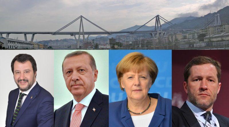 Que s'est-il passé en Europe cette semaine ? (13.08-19.08)
