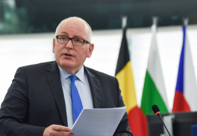 Qui est Frans Timmermans, le candidat de la gauche pour la présidence de la Commission européenne ?