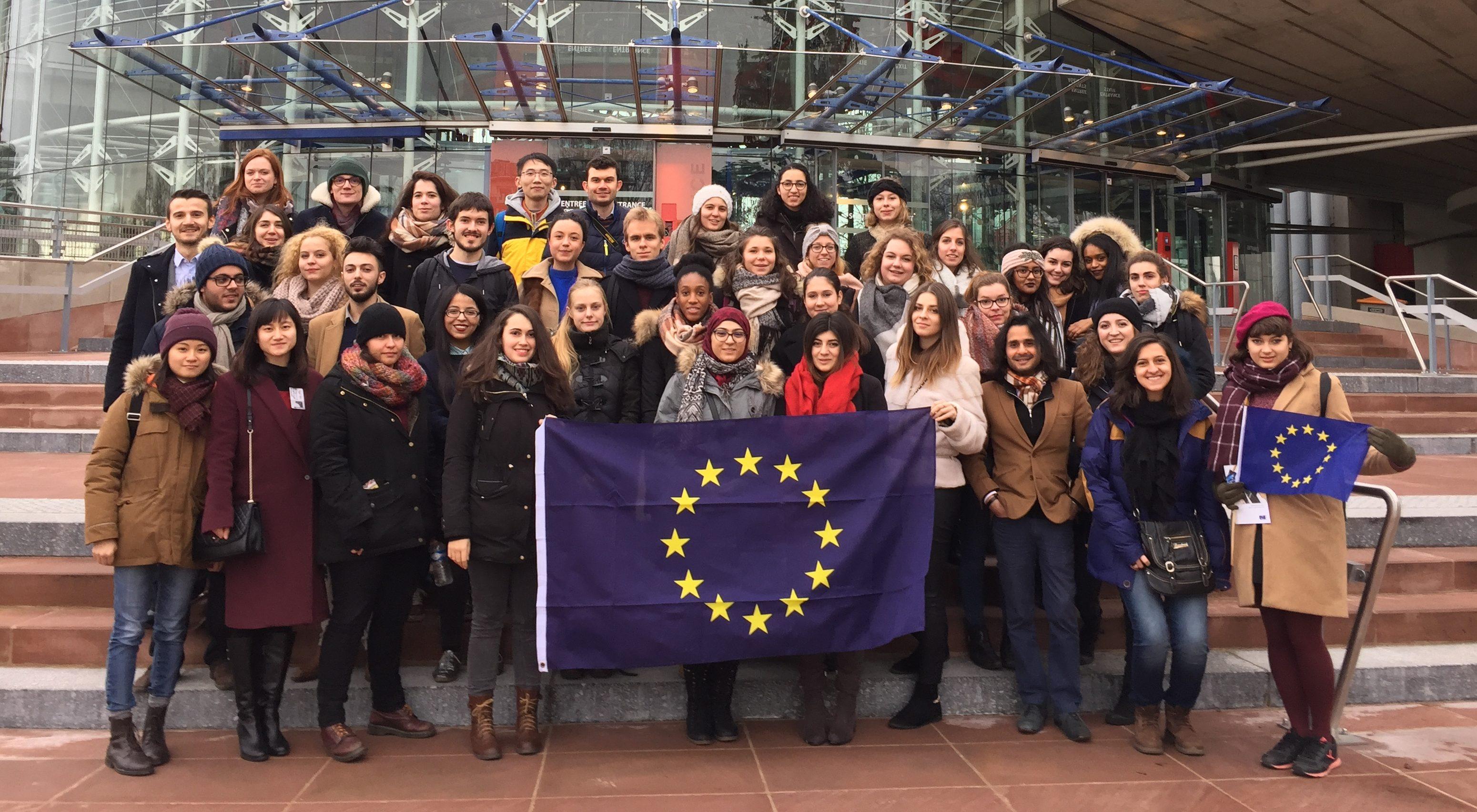 Visite Strasbourg
